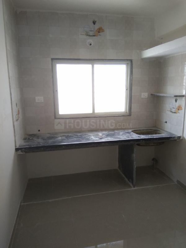 Kitchen Image of 595 Sq.ft 1 BHK Apartment for buy in Hanuman Nagar for 2050000
