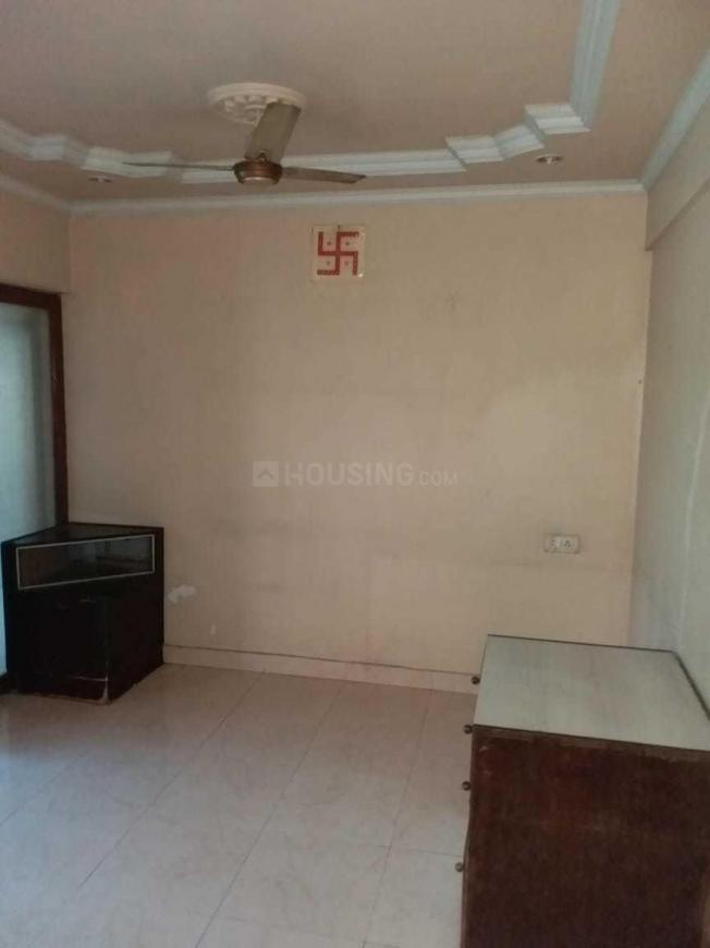 Living Room Image of 750 Sq.ft 1 BHK Apartment for rent in Kalwa for 15000