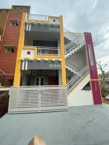 Gallery Cover Image of 600 Sq.ft 2 BHK Independent House for buy in Vijayanagar for 6900000