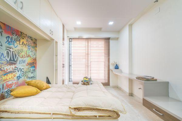 Living Room Image of 1006 Sq.ft 2 BHK Apartment for buy in Padi for 8930000