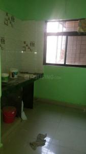Gallery Cover Image of 500 Sq.ft 1 BHK Apartment for rent in Airoli for 17500