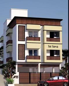 Gallery Cover Image of 944 Sq.ft 2 BHK Apartment for buy in Vedic Sai Sarva, Sholinganallur for 5003200