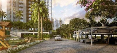 Gallery Cover Image of 1033 Sq.ft 3 BHK Apartment for buy in Suncrest Estate, Rajpur for 3787000