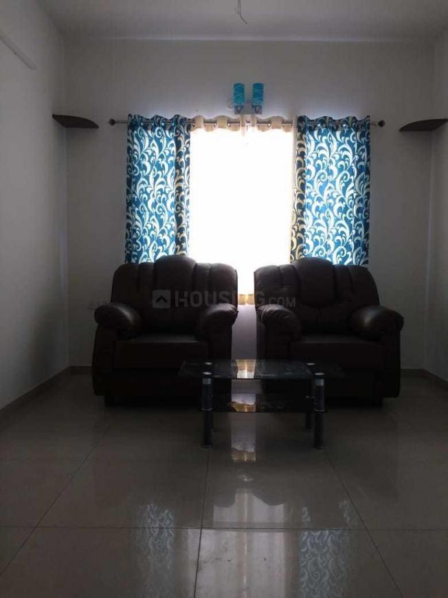 Living Room Image of 1500 Sq.ft 3 BHK Villa for rent in Oragadam for 35000