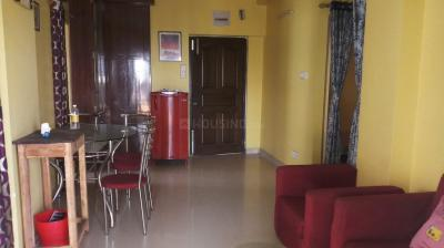 Gallery Cover Image of 1250 Sq.ft 3 BHK Apartment for rent in Santoshpur for 25000