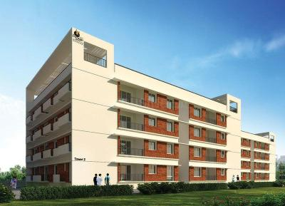 Gallery Cover Image of 1703 Sq.ft 3 BHK Apartment for buy in Prestige Courtyards, Sholinganallur for 9000000