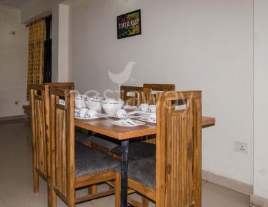 Dining Room Image of PG 4642651 Vaishali in Vaishali