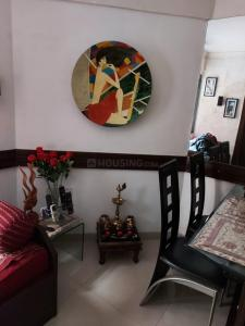 Hall Image of 1bhk Fully Furnished Flat in Andheri East