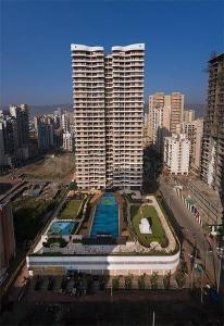 Gallery Cover Image of 1720 Sq.ft 3 BHK Apartment for rent in Paradise Sai Miracle, Kharghar for 32000