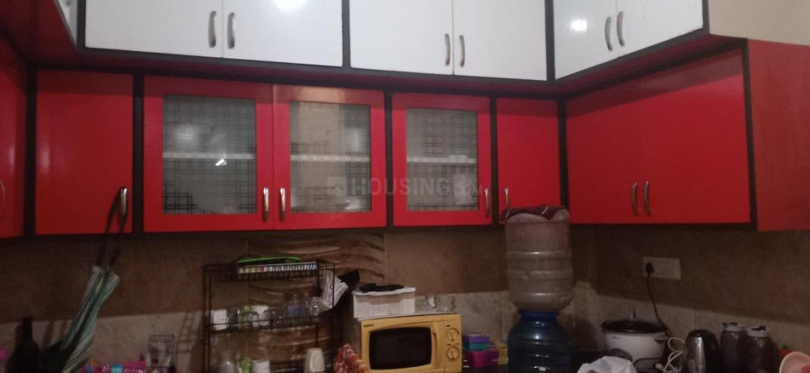 Kitchen Image of 800 Sq.ft 2 BHK Independent Floor for buy in Chhattarpur for 2500000