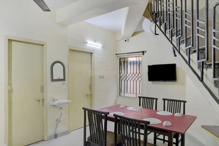 Dining Area Image of Oyo Life Kol1066 in Kasba