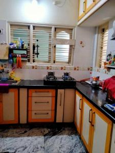 Kitchen Image of 1200 Sq.ft 2 BHK Independent House for rent in Akshayanagar for 14000