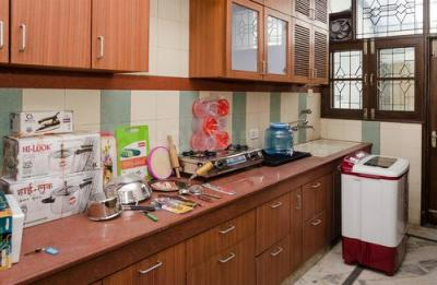 Kitchen Image of Vivek Nest 52 in Sector 52