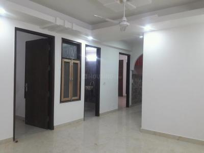 Gallery Cover Image of 1300 Sq.ft 3 BHK Apartment for rent in Chhattarpur for 21000
