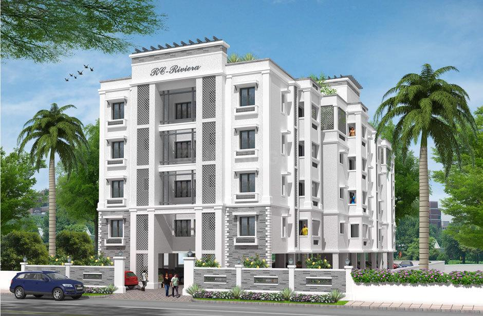 Building Image of 1000 Sq.ft 2 BHK Apartment for rent in Kolathur for 10001