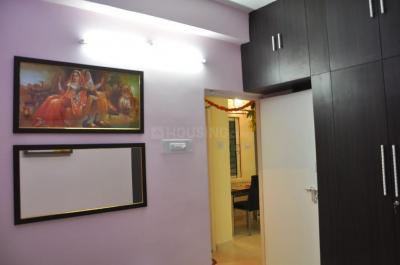 Gallery Cover Image of 470 Sq.ft 1 BHK Apartment for rent in Manikonda for 12000