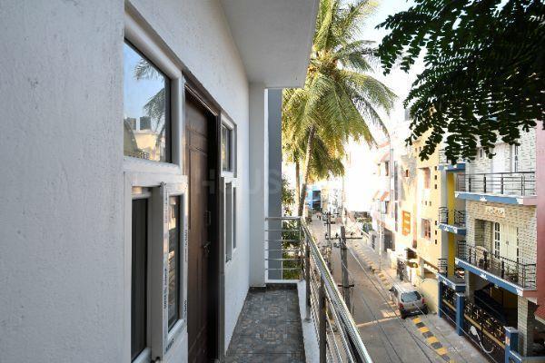 Balcony Image of Oyo Life Ol_blr2287 in Hebbal