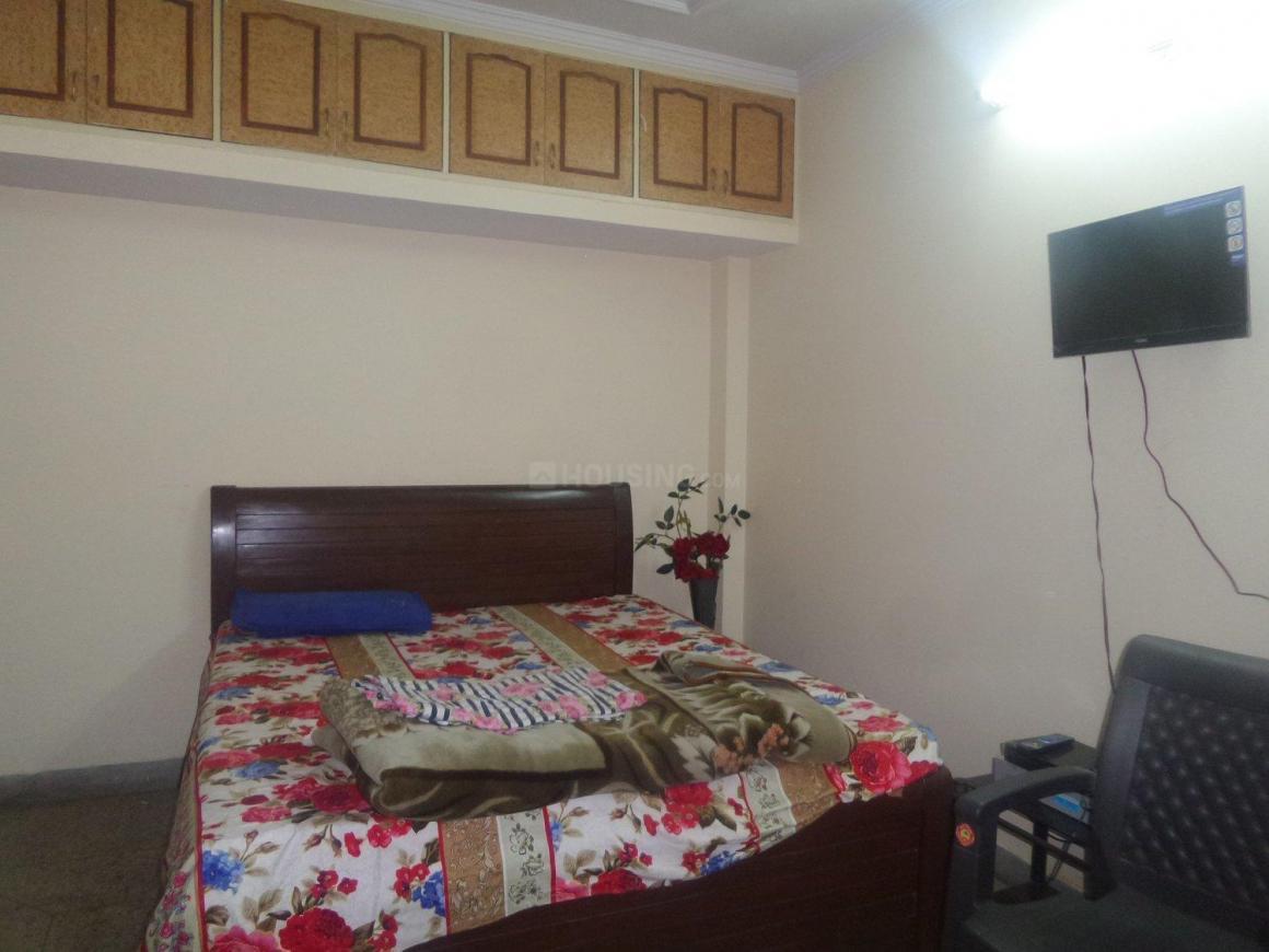 Bedroom Image of 200 Sq.ft 1 RK Independent Floor for buy in Lajpat Nagar for 4000000