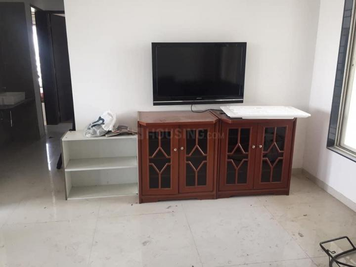 Living Room Image of 1400 Sq.ft 3 BHK Apartment for rent in Wadgaon Sheri for 28000