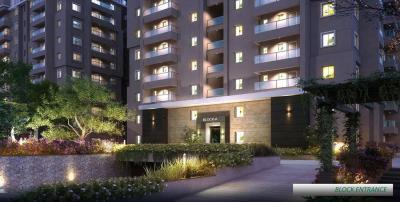Gallery Cover Image of 2060 Sq.ft 3 BHK Apartment for buy in Osman Nagar for 10300000