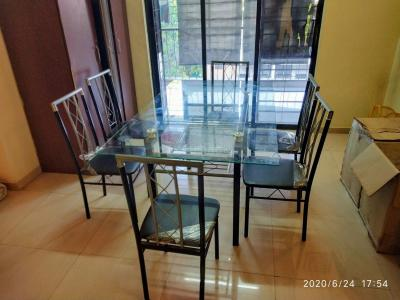 Dining Area Image of 3 Bhk Furnished Flat, 2 Girls/1 Girl Required in Viman Nagar