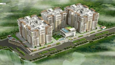 Gallery Cover Image of 1545 Sq.ft 3 BHK Apartment for buy in Vajra Jasmine County, Nanakram Guda for 10813455
