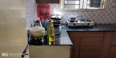 Kitchen Image of Single Furnished Room in Kolathur
