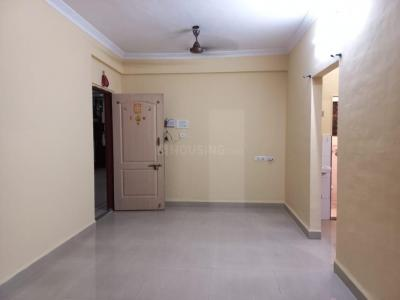 Gallery Cover Image of 650 Sq.ft 1 BHK Apartment for rent in Raikar Yashodeep Height, Rabale for 20000