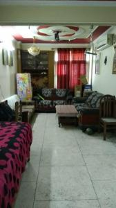 Gallery Cover Image of 1800 Sq.ft 3 BHK Apartment for rent in GYAN SHAKTI, Sector 6 Dwarka for 28500