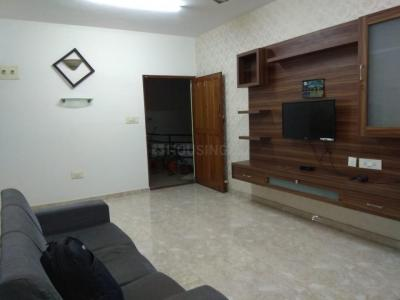 Gallery Cover Image of 1300 Sq.ft 3 BHK Apartment for rent in Cox Town for 40000