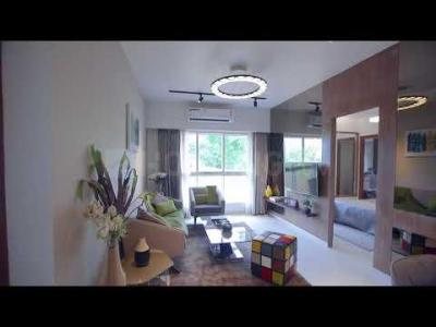 Gallery Cover Image of 400 Sq.ft 1 RK Apartment for buy in Wadhwa Codename Megaliving, Panvel for 3400000