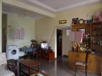 Gallery Cover Image of 1000 Sq.ft 2 BHK Independent Floor for rent in Anjanapura Township for 15500
