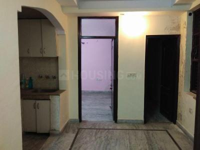 Gallery Cover Image of 550 Sq.ft 1 BHK Independent Floor for rent in Ramesh Nagar for 15000