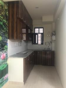 Kitchen Image of Zee News PG Accommodation in Sector 16A