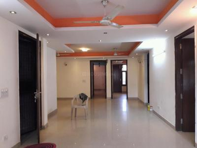 Gallery Cover Image of 1800 Sq.ft 3 BHK Apartment for rent in Said-Ul-Ajaib for 30000