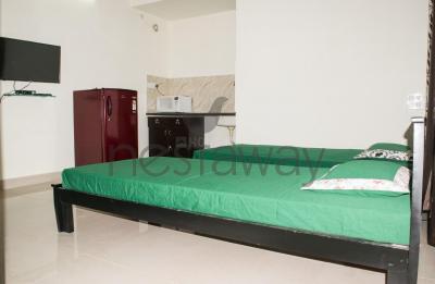 Bedroom Image of Krishnamurthy Nest Studio 01 in Murugeshpalya
