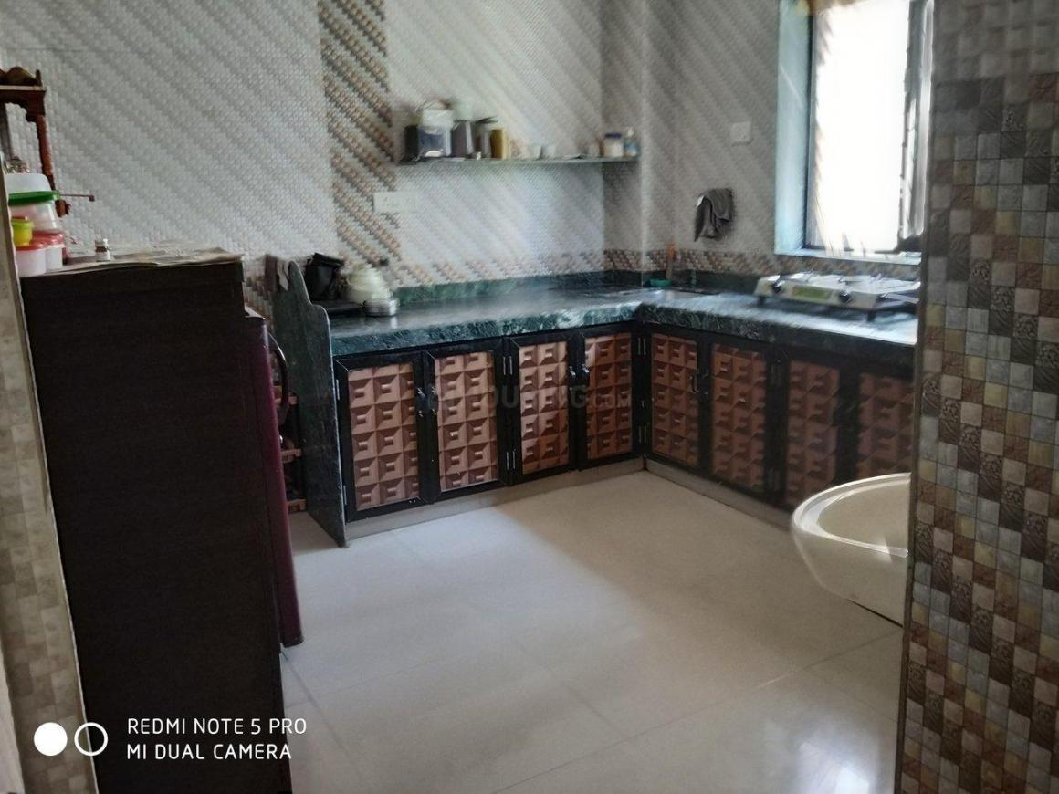 Kitchen Image of 3200 Sq.ft 4 BHK Independent House for buy in Kopar Khairane for 20000000
