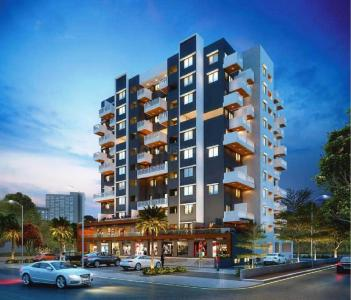 Gallery Cover Image of 1200 Sq.ft 2 BHK Apartment for buy in Moshi for 5626000