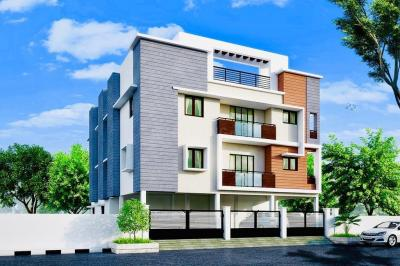 Gallery Cover Image of 1044 Sq.ft 2 BHK Apartment for buy in  South kolathur for 5731000