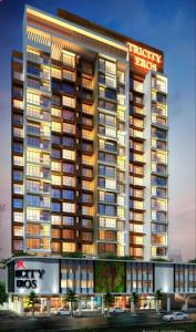 Gallery Cover Image of 1163 Sq.ft 2 BHK Apartment for buy in Tricity Eros, Kharghar for 12900000