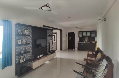 Gallery Cover Image of 1200 Sq.ft 2 BHK Apartment for rent in Bandlaguda Jagir for 34000