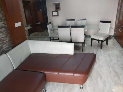 Gallery Cover Image of 1180 Sq.ft 3 BHK Apartment for rent in Jadavpur for 55000
