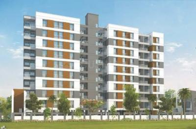 Gallery Cover Image of 663 Sq.ft 1 BHK Apartment for rent in S R Om Paradise, Sus for 11500