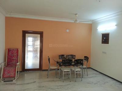 Gallery Cover Image of 1480 Sq.ft 3 BHK Apartment for rent in Hatkeshwar for 30000