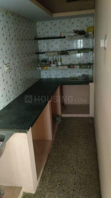 Kitchen Image of 700 Sq.ft 1 BHK Independent House for rent in Cholur Palya for 8000