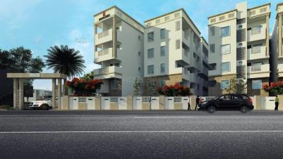 Gallery Cover Image of 668 Sq.ft 2 BHK Apartment for buy in Kogilu for 4462000