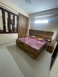 Bedroom Image of Krishna Girl PG in Sector 39