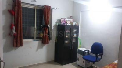 Gallery Cover Image of 563 Sq.ft 1 BHK Apartment for rent in Laxmi Green County, Kondhawe-Dhawade for 6000