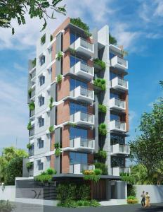 Gallery Cover Image of 2000 Sq.ft 3 BHK Apartment for buy in Sanjaynagar for 19000000