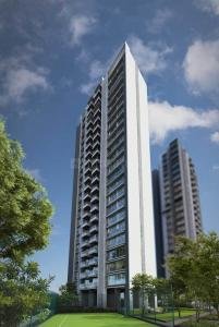 Gallery Cover Image of 2146 Sq.ft 4 BHK Apartment for rent in Khar West for 280000